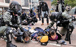 十一前夕 香港艺人王宗尧等多人被抓捕