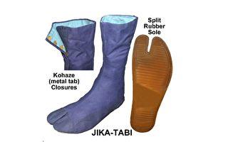 日本足袋鞋。