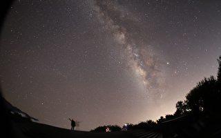 阿里山天文文學詩詞創作營 首度登場