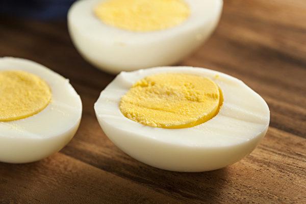 鸡蛋有减肥、防癌等功效。医师告诉你食用鸡蛋的最佳方法。(Shutterstock)