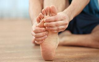 六種常見的足部疾病,如何保養、預防和治療?(Shutterstock)