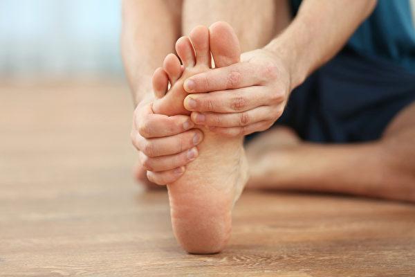 六种常见的足部疾病,如何保养、预防和治疗?(Shutterstock)