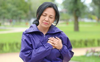 40歲後心血管開始漸漸老化,中醫如何保養心臟?(Shutterstock)
