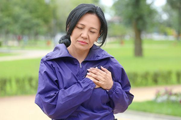 40岁后心血管开始渐渐老化,中医如何保养心脏?(Shutterstock)