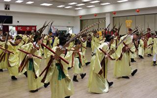 北加州第38屆祭孔大典   推崇儒家尊師重教