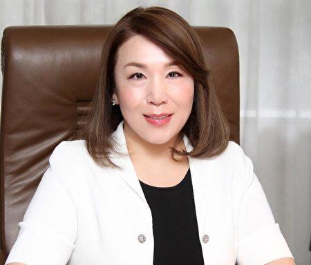 女强人长岛理惠的事业灵感来自韩剧《冬之恋》(本人提供)