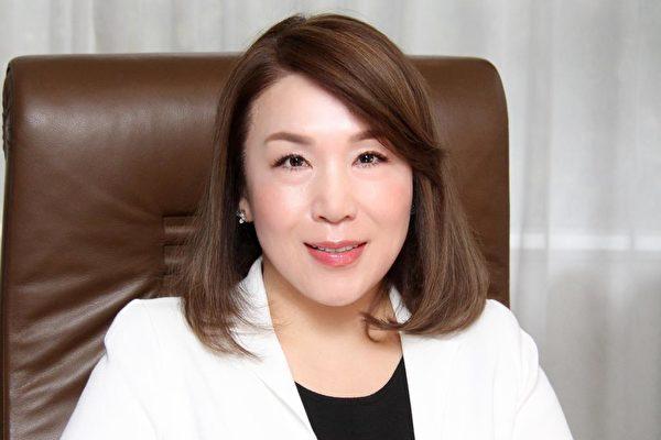 女強人長島理惠的事業靈感來自韓劇《冬之戀》(本人提供)