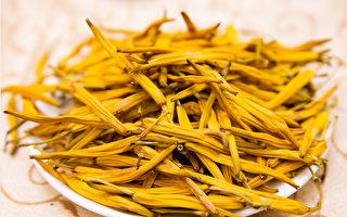 金针花又称黄花菜,有补血、助眠、利尿等作用。(陈柏州/大纪元)