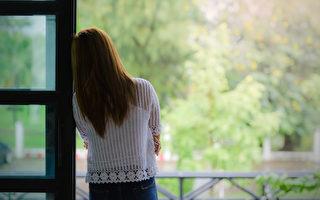 憂鬱症已被世界衛生組織列為21世紀人類的三大疾病之一。(Shutterstock)
