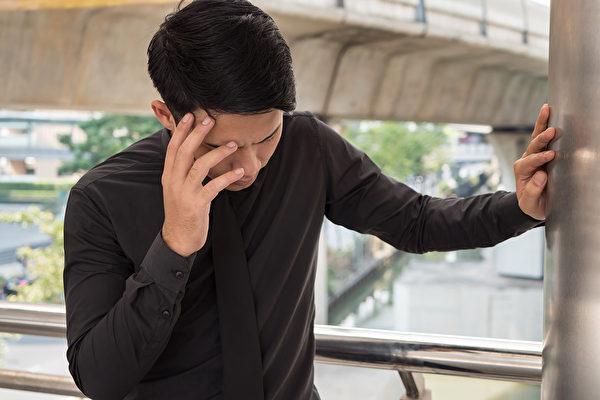 """37岁的健身达人""""筋肉爸爸""""突然发生脑中风。示意图。(Shutterstock)"""