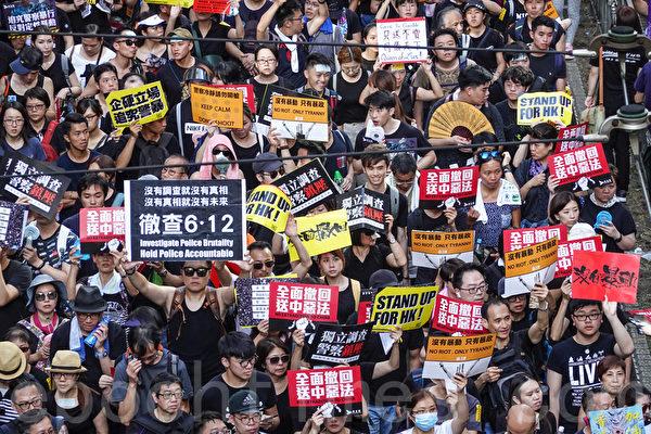 王友群:让香港的真相迅速传遍全世界