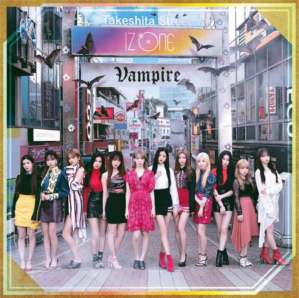 IZ*ONE release Vampire
