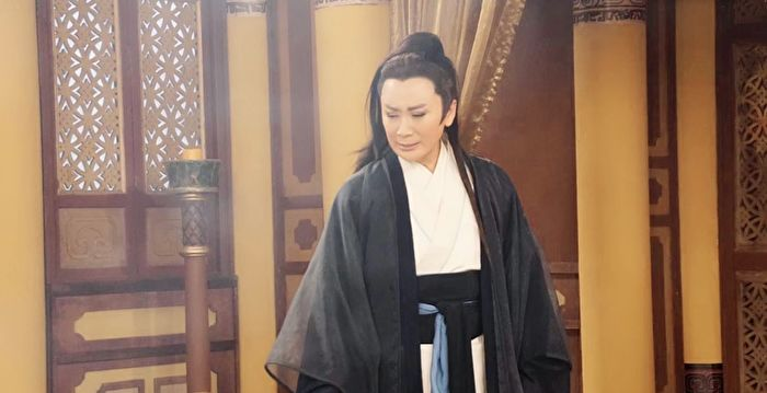 楊麗花詮釋報恩 陳亞蘭再以趙武身分「返場」