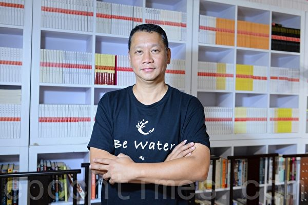 专访刘细良:中共欲以反恐镇压模式摧毁香港
