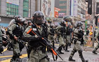 传港警移民来台 学者:国安单位已可掌握
