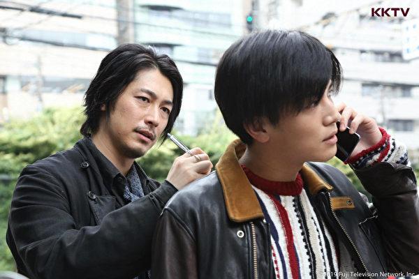 Dean Fujioka and Iwata Takanori
