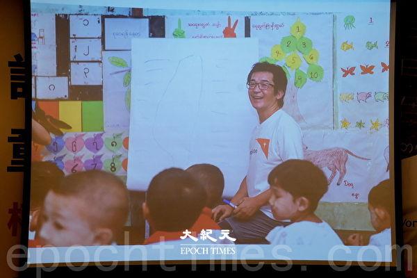 魏德聖教緬甸童玩空拍 攝影師直冒冷汗