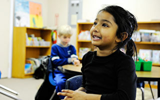 "Rainard学校致力于教育天赋和能力超群的""天才""学生。(Rainard School提供)"