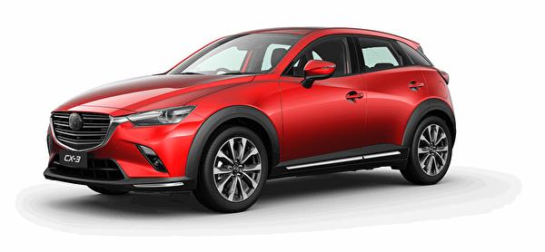 小型Zoom Zoom SUV——Mazda CX-3 2019