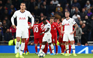 歐冠小組賽 熱刺被拜仁灌七球 創尷尬紀錄