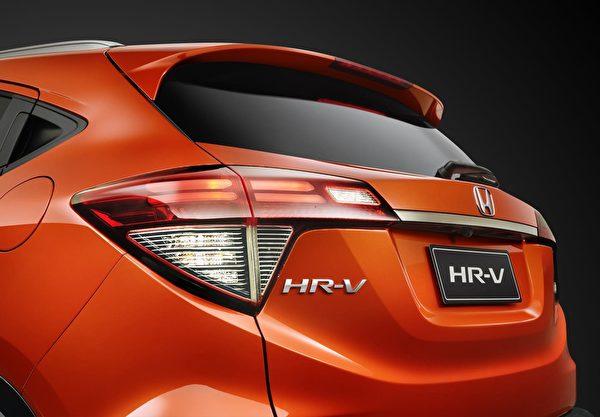 本田HR-V 2019小改款