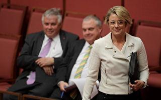 澳洲联邦工党影子内务部长肯尼莉(Kristina Keneally)