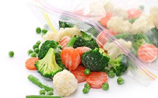 冷冻蔬菜好方便  避免7个错误口感更佳