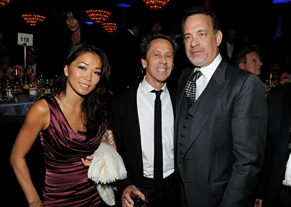 Tom Hanks, Brian Grazer