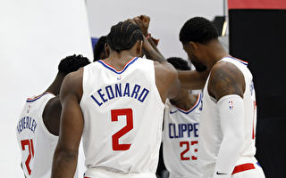 NBA西部亂戰 快船湖人火箭有望脫穎而出