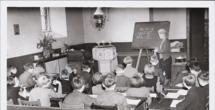 霍拉斯·曼恩如何摧毀傳統教育與美國