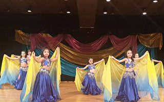 邱筠婷舞展暨IVETA DANCE新舞发表   获得巨大成功
