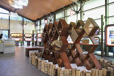 南庄游客中心,美丽的周边景点与文化介绍。