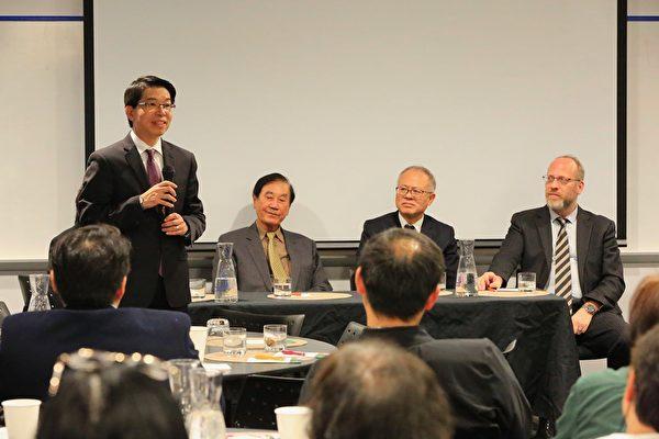 学者抵加拿大谈台湾大选 揭中共渗透