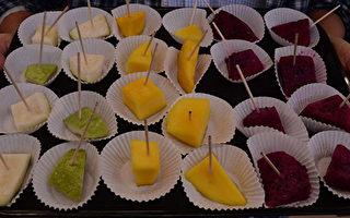 免费试吃 第三场台湾蔬果节10月开锣