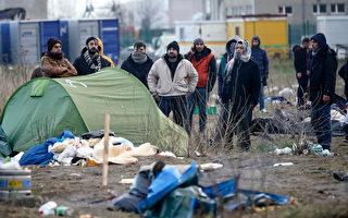 非法移民花7,000镑 偷渡海峡进英国