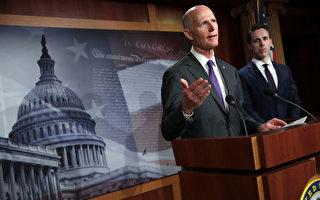 美議員:挺人權 直面中共邪惡 拒政治中立