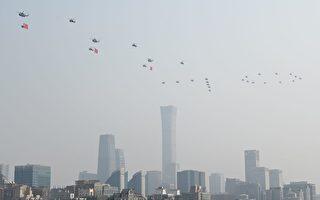 北京多区现阴霾天气 局地五级重度污染