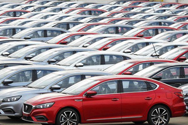 2019年前11個月 大陸車市產銷量同比下降