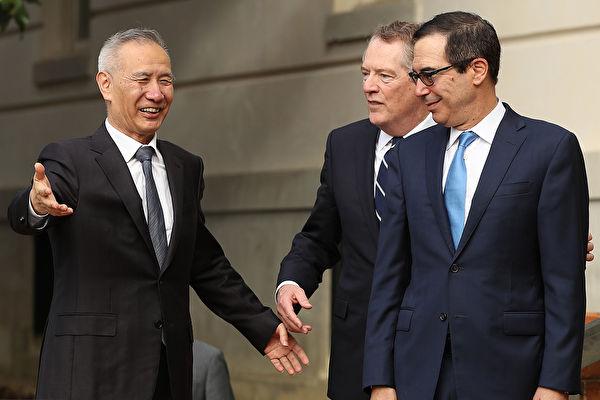 莱特希泽等与刘鹤贸易通话 美中声明说了啥