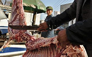 羊后腿肉每斤79元 大陆羊肉价按年涨19%