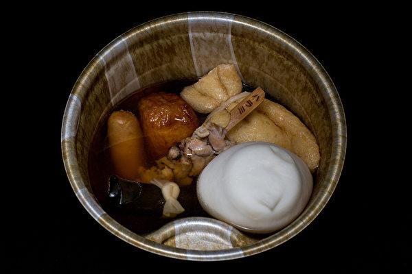 关东煮汤底60多年不换 成日本百年老店招牌