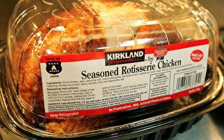 调查显示澳人最喜爱好市多超市烤鸡