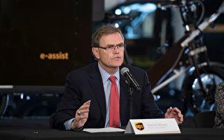 UPS CEO:貿易戰對美消費者支出影響不大