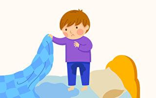 小孩長大了還會尿床,是夜遺尿現象,如何治療?(Shutterstock)