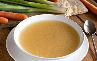 一些食物或饮品能够帮助改善便秘、维护肠道健康。(Shutterstock)