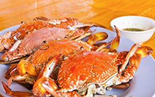 中医师提醒四种人不宜吃螃蟹。(Shutterstock)