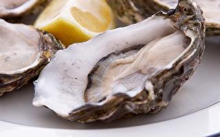 牡蛎含丰富营养,其中锌元素的含量很突出。(Shutterstock)