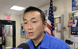 """认中领馆为""""老板"""" 纽约华裔警察被捕"""