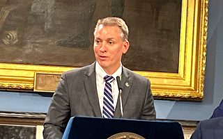 紐約市警總長奧尼爾辭職  副局長希亞接棒