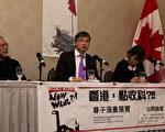 专访香港律师桑普:港人同心对抗中共暴力